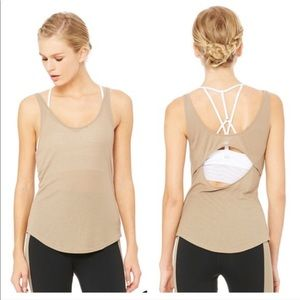 Alo yoga sculpt tank size small